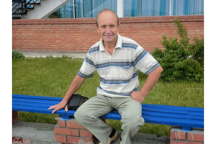 Сергей Геннадьевич М.